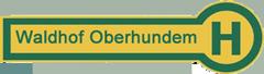 Bild Haltestelle Waldhof Oberhundem