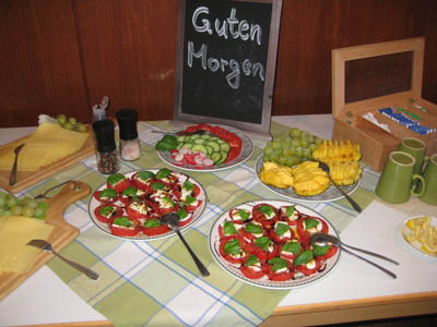 Frühstücksbuffet I