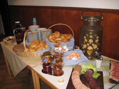 Frühstücksbuffet II