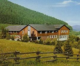 Der Waldhof in Oberhundem (historisch)
